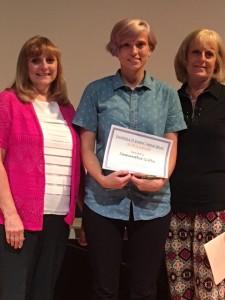 2016 Scholarship Recipient - Samantha Gibbs